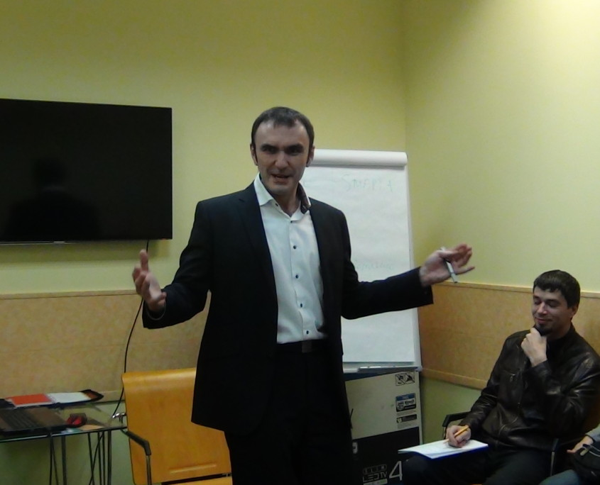Ораторское искусство в Москве, ораторские тренинги